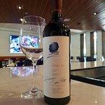Great wine amazing greek food
