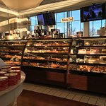 Bakery counter selection!