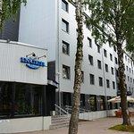 Отель Inger
