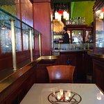 Un aperçu de l'atmosphère du restaurant