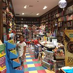 Children's Room at Books and Books