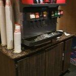 Free soda bars