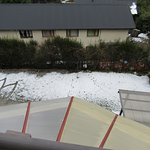 Foto da varanda do Quarto 6