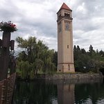 Tower in the park