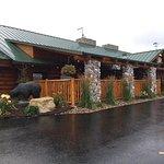 Log Cabin Restaurant , Baraboo, WI July 29, 2016