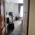 Standard Twin Room; not the deluxe twin