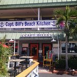 Bilde fra Captain Bill's Gulfside Tavern
