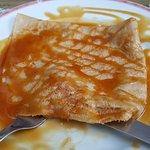 Crêpe caramel beurre salé