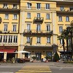 great location in Lugano