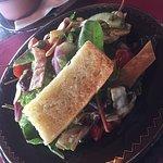 Amarillo Steakhouse - Tossed lettuce