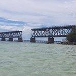 Old bridge at Bahia Honda