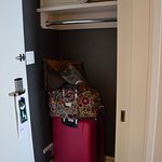 closet and in-room safe