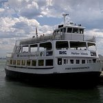 National Park Service ferry for Harbor Islands