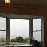 Ocean view from breakfast.