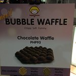 Happy Lemon Bubble Waffle