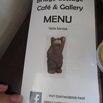 Informative menu