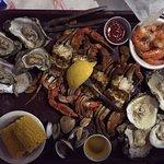 Shell fish platter