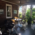 Back Porch Restaurant Foto