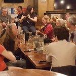 Full Irish band