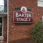 Entrance to Barter Stage II