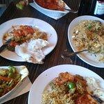 Foto de Spice Hut Indian Cuisine.