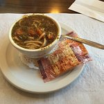 Oriental Beef Soup