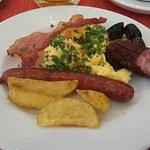 Frühstück im Sofitel Wroclaw 2016