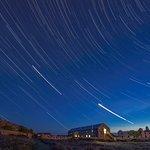 Star trails by hjhettchen