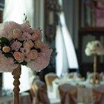 """Свадьба в Лондонской , декор агенство  """"Тётя Роза"""""""