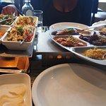 Nice dinner at Srikandi