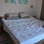 big bed, super comfy