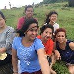 July 31, 2016 trek to Binurong Point