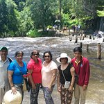 www. Angkortaxitravel.com Thanks all of them for give a job in a tour with me at water fall in S