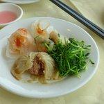 my plate ... yum yum!