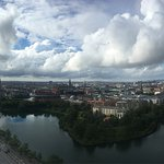 Photo de Radisson Blu Scandinavia Hotel, Copenhagen