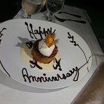 Superb Paella and Grand Marnier Bread pudding.