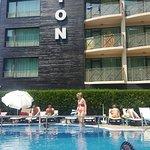LION Hotel Sunny Beach Foto