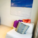 Oceanfront Spa Studio - comfy chair!