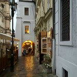 Nerudova Street.