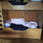 This is the reality of staying in these bunks! If you do chose to stay in this massively overpri
