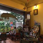 It is definitely a gem in Chiang Mai. Very reasonable price and delicious healthy food. Homey, f