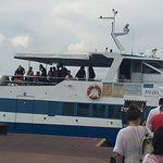 ferry for Hotel Istra