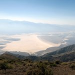 View of Badwater Basin from Dante's View