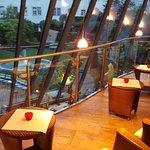 Hotel Restaurant Anne-Sophie Foto