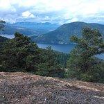 Photo de St Mary Lake Resort