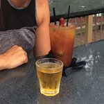 Outstanding Bloody Mary! Best in Brainerd lakes Rea. Open on weekdays for breakfast and bloodys.
