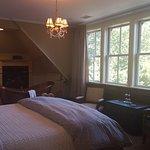 Main bedroom area