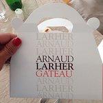 Photo de Arnaud Larher Patissier chocolatier