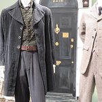 Special exhibit of Sherlock Holmes outfits