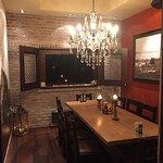 Egon Sartor ligger på Sartor Senter, en utrolig kjekk familierestaurant. Masse gode retter som p